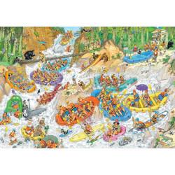 Puzzle 1000 pcs. River Cottage